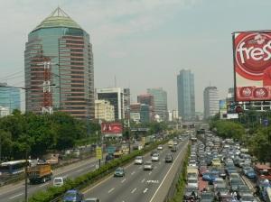 Gatot Subroto Str, Jakarta