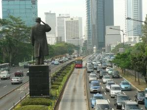 Sudirman Statue Jakarta Indonesia