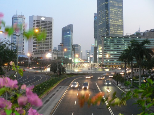 Bunderan HI Jakarta