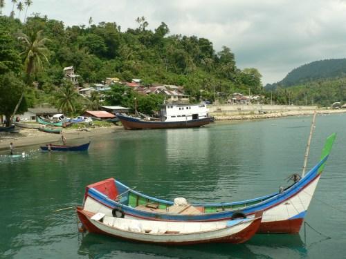 fisherman village sabang