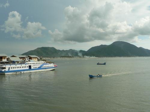 SpeedBoat Ulee Lheue seaport, Aceh