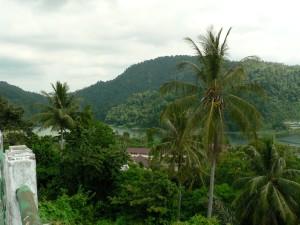 Danau Aneuk Laot, Pulau Weh, Aceh Indonesia