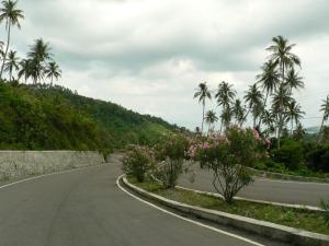 Access road Balohan-Sabang vv