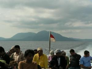 Pulau Weh in a faraway