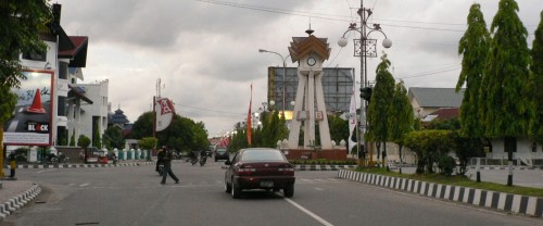 Lhokseumaue city, Aceh