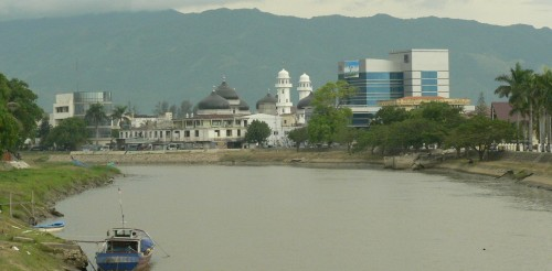 Krueng (river) Aceh, Banda Aceh