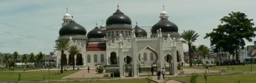 Masjid Baiturrachman Banda Aceh