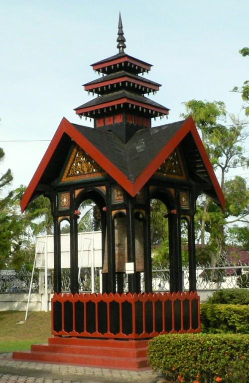 Bell Cakra Donya Museum Negeri BandaAceh