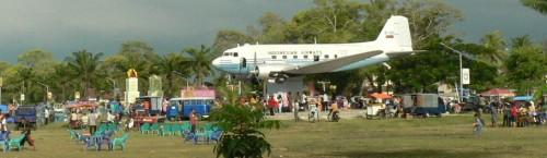 Seulawah (Indonesia Airline RI.001) Blang Padang Banda Aceh