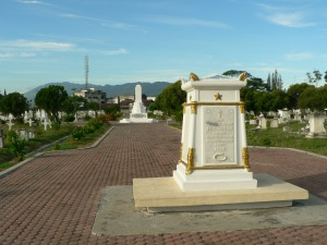 Kerkhoff, Dutch soldiers graveyards Banda Aceh